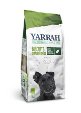 Yarrah Organic Multi Dog Biscuits 250g (Pack of 6)