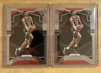2019-20 Panini Prizm Hawks Cam Reddish Base Rookie Card #256 2X Lot RC INVEST