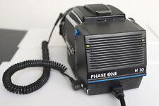 PHASE ONE H 10 digital back for Hasselblad V (500/501/503) cameras