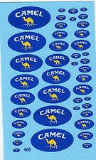 Decalbogen Camel - 1:18-1:24-1:32-1:43 (468)