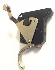 """Timney 512 THIN Nickel 1/4"""" Remington 700 721 722 RH Adjustable Trigger  NEW"""