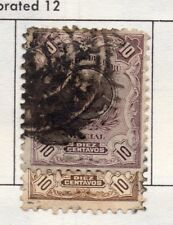 Peru 1905-21 Early Issue Fine Used 10c. 182357