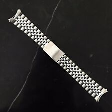 20mm Stainless Steel Replacement Jubilee Watch Bracelet Made For Rolex Datejust