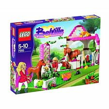 LEGO BELVILLE 7585 HORSE STABLE MISB new