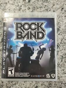 Rock Band (Game Only) for PlayStation 3 PS3 Fast Shipping!