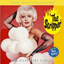 LES LOUPS ET L'AGNEAU (THE STRIPPER) - MUSIQUE DE FILM - JERRY GOLDSMITH (CD)