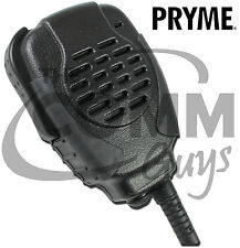Pryme TROOPER II Noise Cancelling Speaker Mic for Motorola APX6000 APX7000 Radio