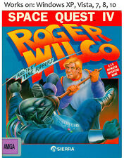 Space Quest 4 + 5 + 6 PC Game