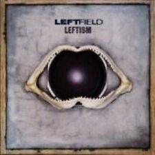 Leftfield Leftism CD 1995 Repress Handcd2