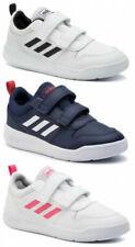 Scarpe da bambino sneaker bianchi adidas