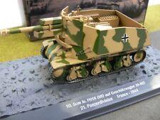 1/43 Ixo 10.5CM LE.FH18 ( SFL ) auf Geschützwagen 39H ( f ) Panzer 29