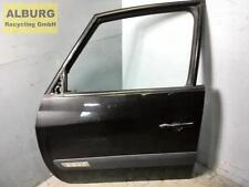 Tür vorne links Schwarz NV676 Renault Espace 4 IV (JK0/1_) 2.2 dCi (JK0H) 110kw