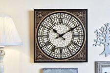 """Outside Wall Clock Big Ben Clock 12""""  Garden Outdoor/Indoor Decorative Feature"""