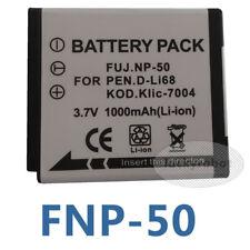 NP-50 Battery for Fuji Finepix F660EXR F600EXR F500EXR F550EXR F770EXR F80EXR