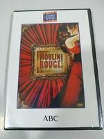Moulin Rouge Nicole Kidman Ewan Mcgregor - DVD Regione 2 Spagnolo Inglese New 2T