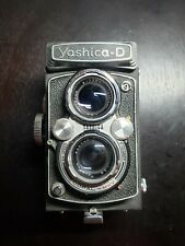 Yashica D TLR Medium Format Camera