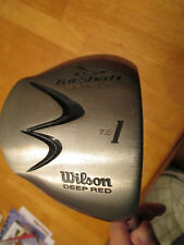 WILSON DEEP RED FAT Shaft BETA TITANIUM 425cc DRIVER 7.5 RH STIFF Graphite SHAFT