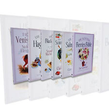 Food Bible Collection 6 Books Set The Scottish Berries Bible ,Venison Bible ,New
