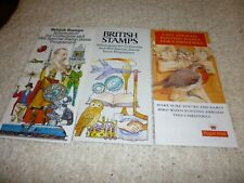 British Stamps Information for Collectors 85 & 86 Special Stamp Issue Programme