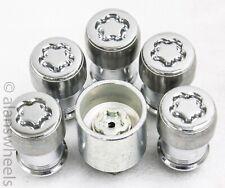 Jeep Wrangler JL Grand Cherokee Factory OEM Wheel Locking Lug Nut Kit 14x1.5