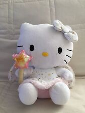 "TY Sanrio Hello Kitty 2012 Angel Fairy Godmother with Wings Doll - 12"" Plush"