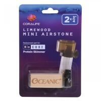 Coralife BioCube Mini Limewood Airstone 2x.75  Free Shipping