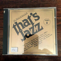 AA VV - THAT'S JAZZ VOL.1