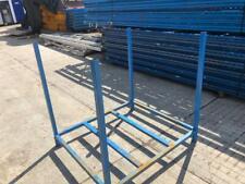 More details for stackable steel stillage storage post pallet transport rack (chelmsford branch)