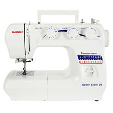Janome Decor Excel 25 Sewing Machine A Grade - 2 Year Warranty- EXPRESS DELIVERY