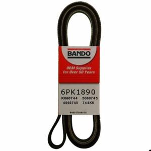 BANDO 6PK1890 Serpentine Belt-Rib Ace Precision Engineered V-Ribbed Belt