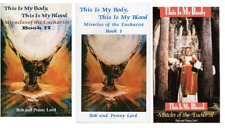 This is My Body,This is My Blood,Miracles of the Eucharist Books 1 & 2 + DVD