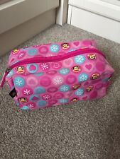 Paul Frank Makeup Bag Pencil Case Rosa