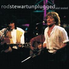 Unplugged & Seated - Rod Stewart 093624528920 (CD arm broke on case)