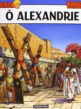 Bandes dessinées et romans graphiques franco-belge et européennes Alix