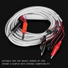 For iPhone 4/5/6/6s/7/8 Plus X DC Current Power Supply Test Cable Phone Repair