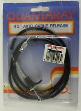"NOS Photography Camera Equipment QUANTARAY 40"" Auto Cable Release"