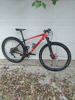 2018 Specialized S-Works Epic HT XTR Di2, Industry Nine