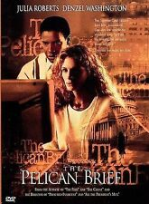 The Pelican Brief (DVD, 1997) REGION 2 Julia Roberts Denzel Washington