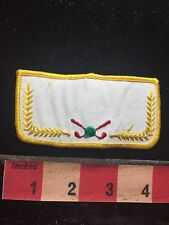 Vtg Generic GOLF Patch C765
