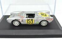 Model Car Porsche 550 Rs 159 Carrera Mexico Brumm Scale 1/43 diecast Racing