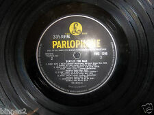 THE BEATLES ORIGINAL 4th UK ALBUM FROM 1964 BEATLES FOR SALE MONO KT TAX CODE