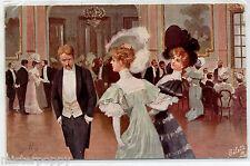 Alonzo Perez Monte Carlo Casino TUCK OILETTE SERIES 937p PC UK around 1910
