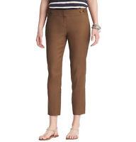 Ann Taylor LOFT Marisa Ankle Pants in Stretch Linen Cotton Size 00, 0, 6 NWT