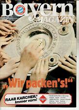 BL 84/85 FC Bayern München - 1. FC Kaiserslautern
