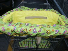 Komfy Kid Custom Shopping Cart Cover w/bag