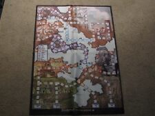 Cross Hares Testing Ground Special cloth mega-Map, One of only 5 made