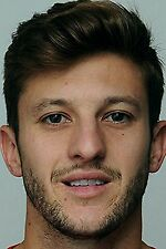 Football Photo ADAM LALLANA Liverpool 2014-15
