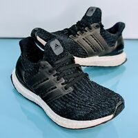 ADIDAS Ultra Boost S80682 Women's Size 6.5 Black Sneakers Running Shoes