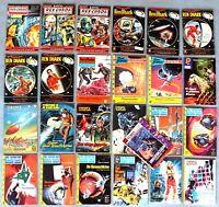 25 Science Fiction Konvolut diverse Romanhefte Heftromane diverse Verlage #-741