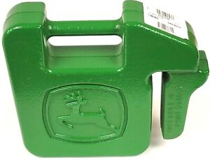 NEW John Deere BG20029 Rear Extra Weight 42lbs Traction Suitcase Tractor Balance